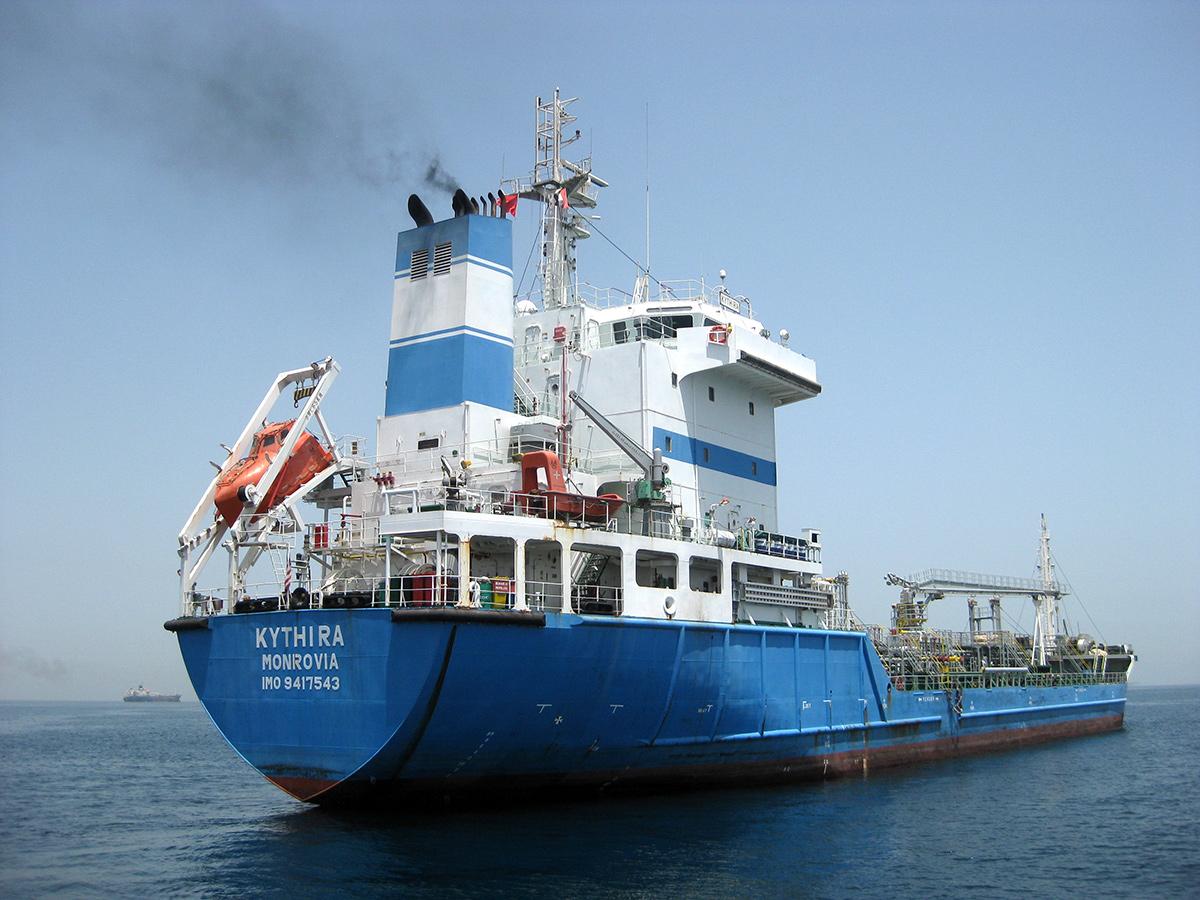ship-Kythira