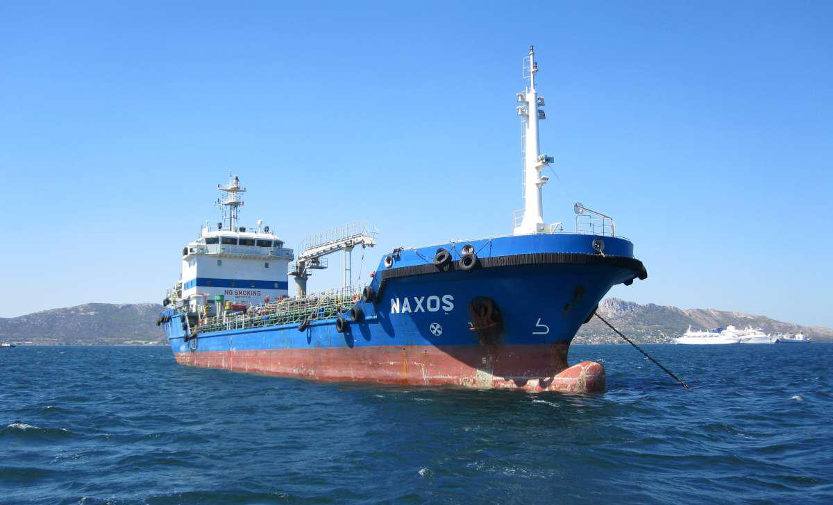 Naxos II